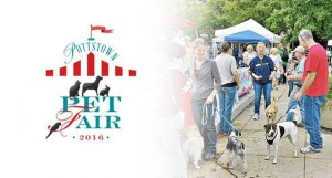 Pottstown Pet Fair Logo
